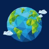 Illustration de la terre Image libre de droits