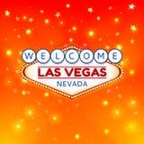 Illustration de Las Vegas Images libres de droits