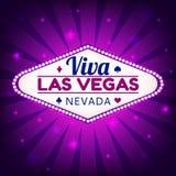 Illustration de Las Vegas Photos stock