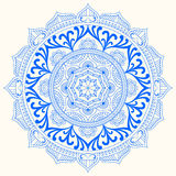 Illustration de mandala de vecteur Photographie stock libre de droits