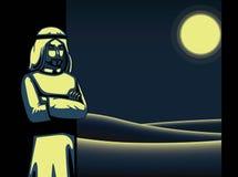 Illustration de Manga Arabian Nights Cartoon Vector Photos stock