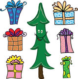 Illustration de Noël Image stock