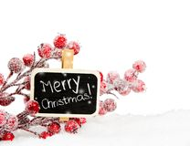 Illustration de Noël Branch Photo stock