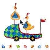 Illustration de Pâques Images stock