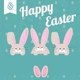 Illustration de Pâques Photographie stock libre de droits