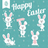 Illustration de Pâques Image libre de droits