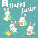 Illustration de Pâques Photos stock