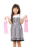 Illustration de petite fille asiatique Photographie stock libre de droits