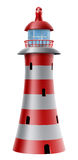Illustration de phare Images libres de droits
