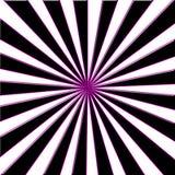 Illustration de rayons légers Photo stock