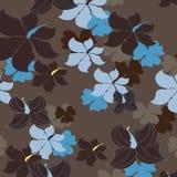 Illustration de Seamples de vecteur de fleur Photographie stock libre de droits