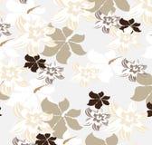 Illustration de Seamples de vecteur de fleur Images libres de droits