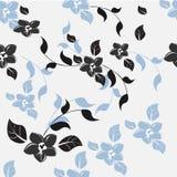 Illustration de Seamples de vecteur de fleur Photo stock