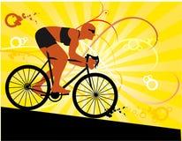 Illustration de sport de vecteur Photographie stock libre de droits