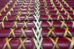 Illustration de tissage maorie Photo libre de droits