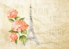 Illustration de Tour Eiffel Photos libres de droits