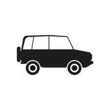 Illustration de véhicule utilitaire de sport illustration de vecteur