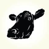 Illustration de vache Images stock
