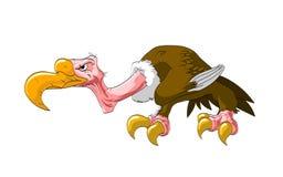 Illustration de vautour de Vectir Photos stock