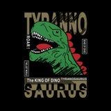 Illustration de vecteur de bande dessinée du monde de dinosaures illustration stock