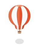Illustration de vecteur de ballon dans la conception plate Image libre de droits