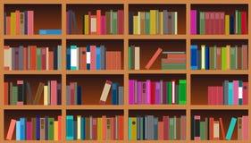 Illustration de vecteur de bibliothèque Photographie stock libre de droits