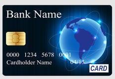 Illustration de vecteur de carte de crédit Photo libre de droits