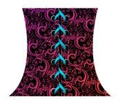 Illustration de vecteur de corset abstrait illustration stock