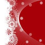 illustration de vecteur de fond de Noël Image stock