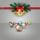 Illustration de vecteur de fond de Noël illustration de vecteur