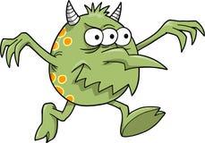 Illustration de vecteur de monstre Images stock