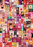 Illustration de vecteur de musique Images libres de droits
