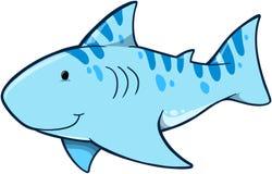 Illustration de vecteur de requin Images libres de droits