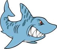 Illustration de vecteur de requin Photos stock