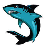 Illustration de vecteur de requin Photos libres de droits