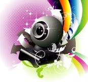 Illustration de vecteur de webcam illustration de vecteur