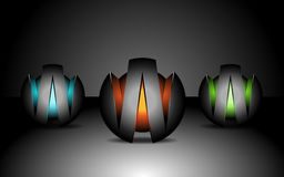 Illustration de vecteur du symbole 3d de WWW Photo stock