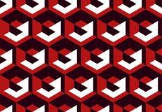 Illustration de vecteur de la géométrie de concept Image stock