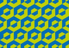 Illustration de vecteur de la géométrie de concept Photographie stock libre de droits