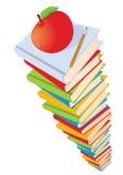 Illustration de vecteur. Les livres Images stock