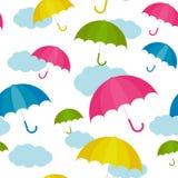 Illustration de vecteur Parapluie d'automne illustration stock
