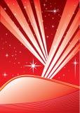 Illustration de /vector de fond de gisement d'étoile Image stock