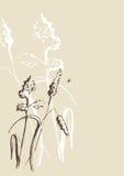 Illustration de Weed illustration de vecteur