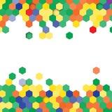 Illustration der abstrakten Beschaffenheit Lizenzfreie Stockfotos