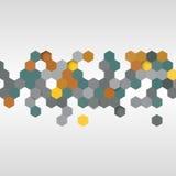 Illustration der abstrakten Beschaffenheit Lizenzfreies Stockfoto