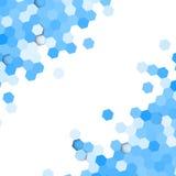 Illustration der abstrakten Beschaffenheit Lizenzfreie Stockbilder