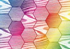 Illustration der abstrakten Technologie lizenzfreie stockfotos