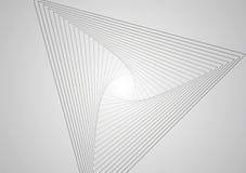 Illustration der abstrakten Technologie Stockbild
