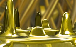 Illustration des Designs 3D Lizenzfreies Stockfoto