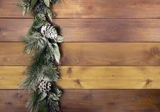 Illustration des Weihnachtenbranch Stockfotos